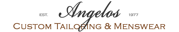 Angelos Custom Tailoring & Menswear